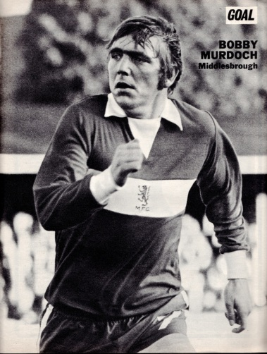 Bobby Murdoch, Middlesbrough 1973