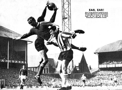 Brian Richardson, Sheffield United 1964
