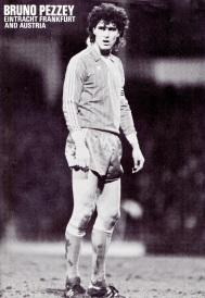 Bruno Pezzey, Eintracht Frankfurt 1980