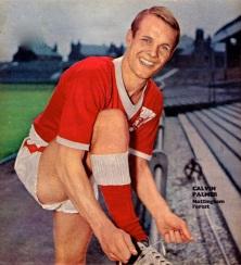 Calvin Palmer, Nottingham Forest 1963