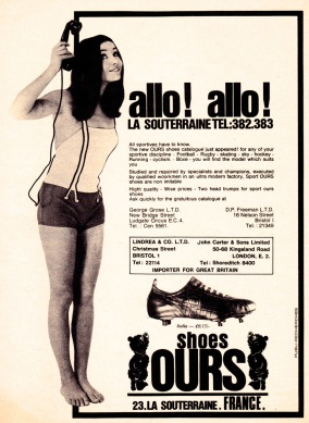 Chaussures 1966-2