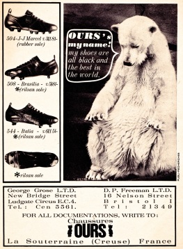 Chaussures 1966