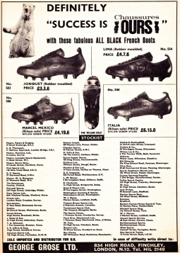 Chaussures 1967-2