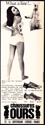 Chaussures 1967