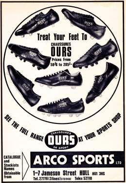 Chaussures 1970