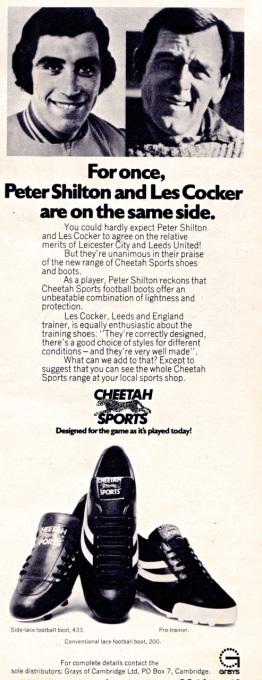 Cheetah 1972