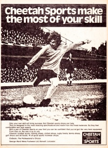 Cheetah 1975