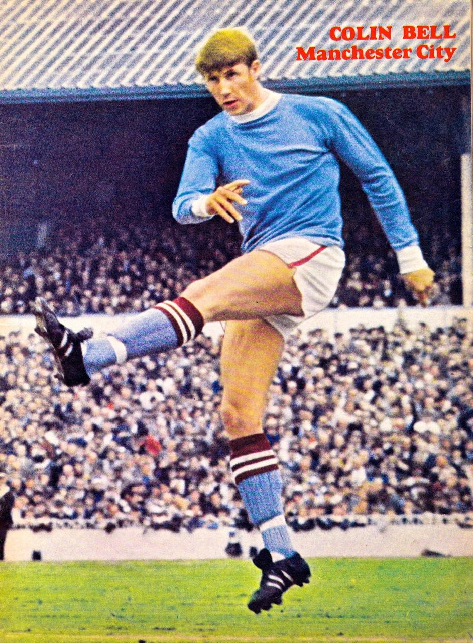 Colin Bell, Man City 1968