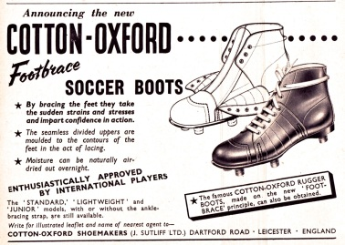 Cotton-Oxford 1951