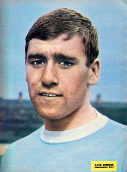Dave Connor, Man City 1967