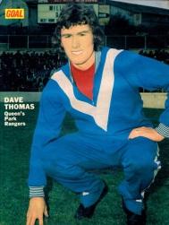 Dave Thomas, QPR 1974
