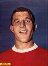 David Herd, Man United 1964