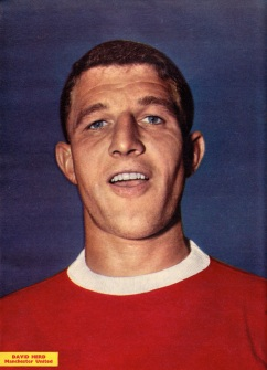 David Herd, Man United 1964