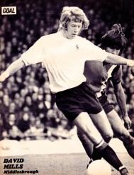 David Mills, Middlesbrough 1974