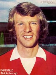 David Mills, Middlesbrough 1975