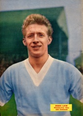 Denis Law, Man City 1961