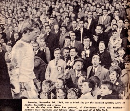 Denis Law, Man United 1964