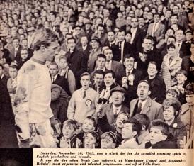 Denis Law, Man United 1964