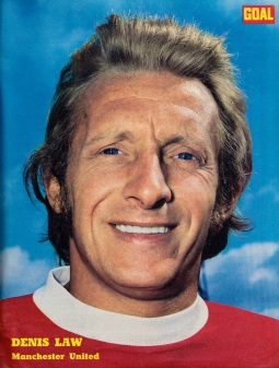 Denis Law, Man United 1971