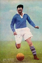 Denis Westcott, Man City 1951