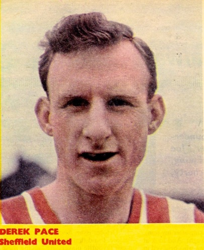 Derek Pace, Sheffield United 1961