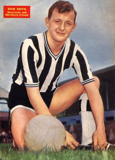 Dick Keith, Newcastle Utd 1960