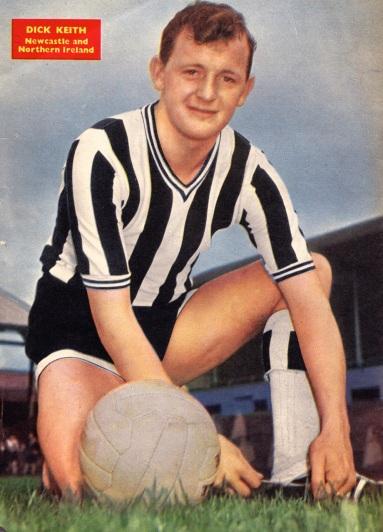 Dick Keith, Newcastle Utd 1960