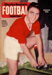Duncan Edwards, Man United 1958