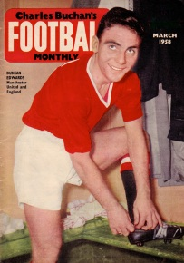 Duncan Edwards, Man United 1958