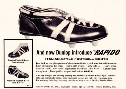 Dunlop 1960-2