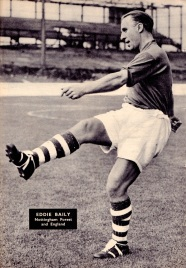 Eddie Baily, Nottingham Forest 1958