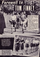 Finney Farewell, Preston NE 1960