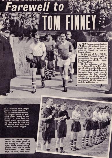 Finney Farewell, Preston NE 1960