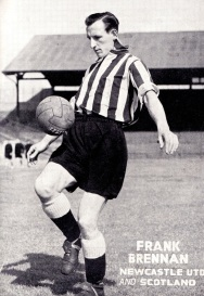 Frank Brennan, Newcastle Utd 1951