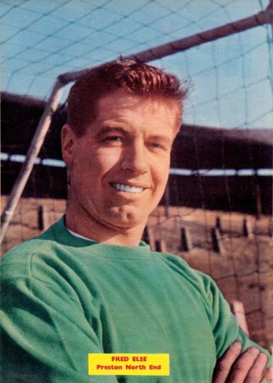 Fred Else, Preston NE 1960