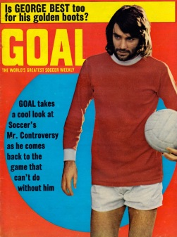 George Best, Man United 1971