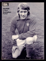 George Lyall, Nottingham Forest 1973