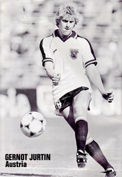 Gernot Jurtin, Austria 1982