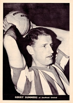 Gerry Summers, Sheffield United 1960