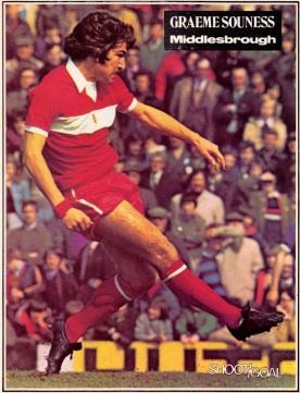 Graeme Souness, Middlesbrough 1974