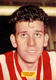Graham Shaw, Sheffield United 1959