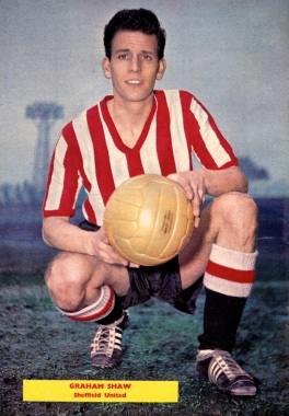Graham Shaw, Sheffield United 1960