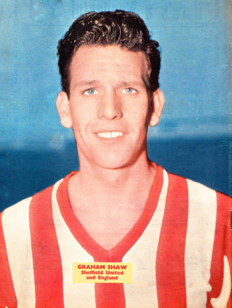 Graham Shaw, Sheffield United 1961