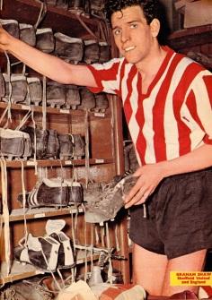 Graham Shaw, Sheffield United 1964