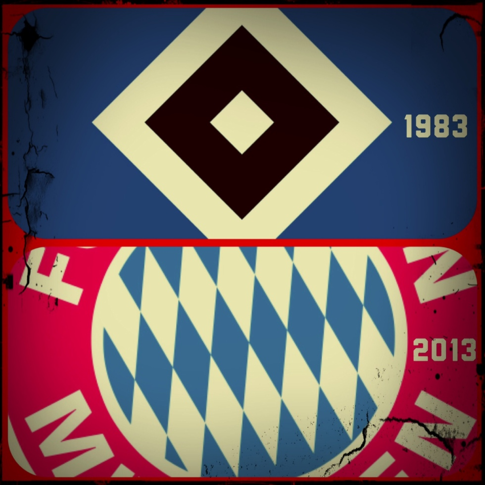 Hamburg v Bayern