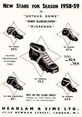 Headlam 1958
