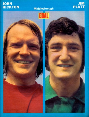 Hickton & Platt, Middlesbrough 1973