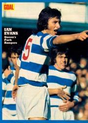 Ian Evans, QPR 1973