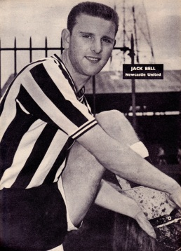 Jack Bell, Newcastle Utd 1960