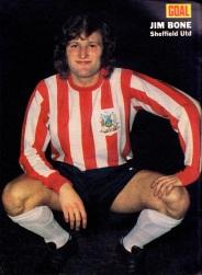 Jim Bone, Sheffield United 1973
